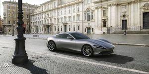 フェラーリ、ローマ、マクラーレン、エルバ、 スーパーカー、クルマ