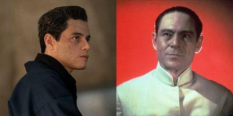 007、ジェームズ・ボンド、ラミ・マレック、悪役、サフィン、正体、ファン、予想、007/ノー・タイム・トゥ・ダイ、スパイ、映画、エンターテインメント
