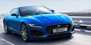ジャガー、Fタイプ、F-Type、新型改良モデル、新車、クルマ、ニュース