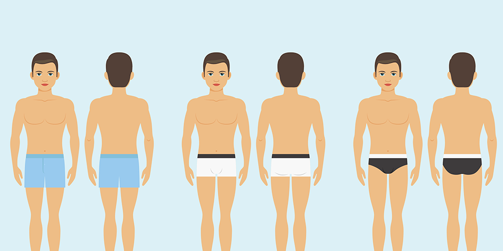 How to Choose the Best Underwear For Your Body