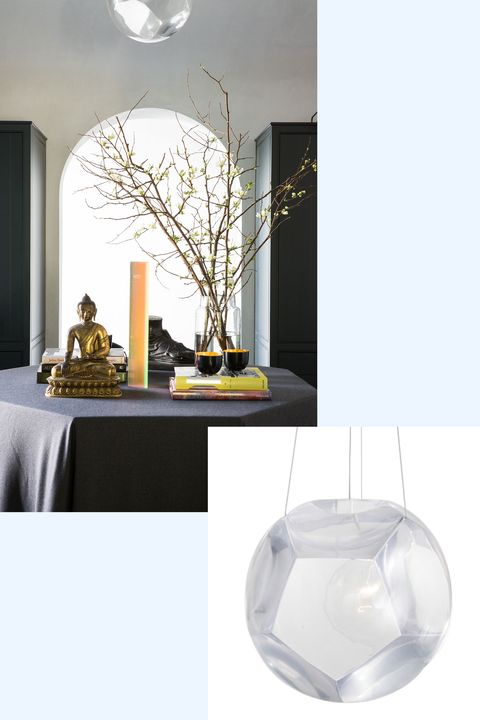White, Interior design, Room, Yellow, Table, Design, Furniture, Material property, Ceiling, Architecture,