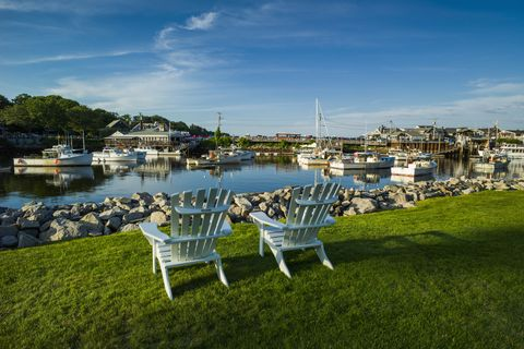 usa, maine, ogunquit, small town charm