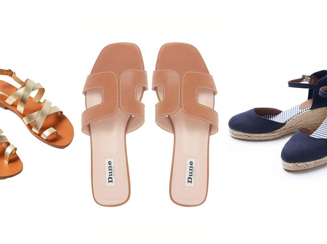 dedbe86c25393 The best summer shoes - from sandals and flip flops to espadrilles ...