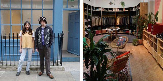 ロンドンで一度は訪れてみたい、メンズウェアシーンをけん引するショップ8店舗
