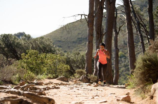 trail running safety