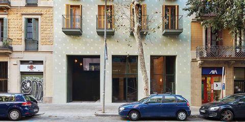 Appartementencomplex in Barcelona