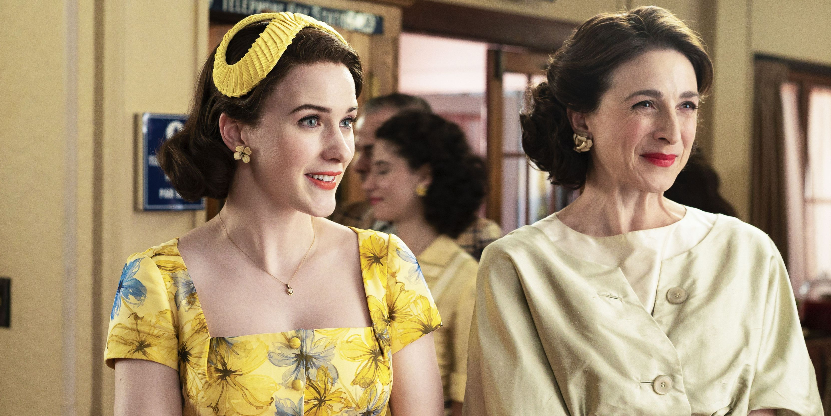 Everything to Know About 'The Marvelous Mrs. Maisel' Season 3