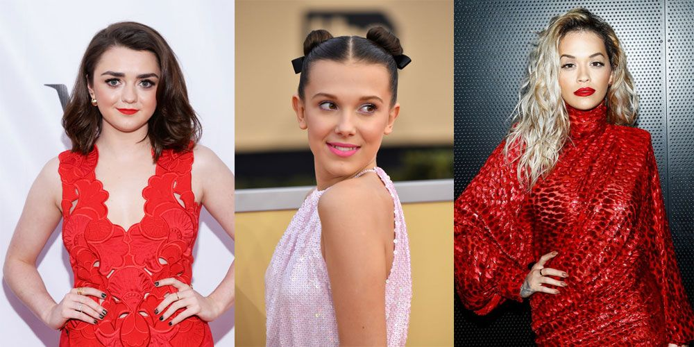 Maisie Williams Millie Bobby Brown Rita Ora Forbes