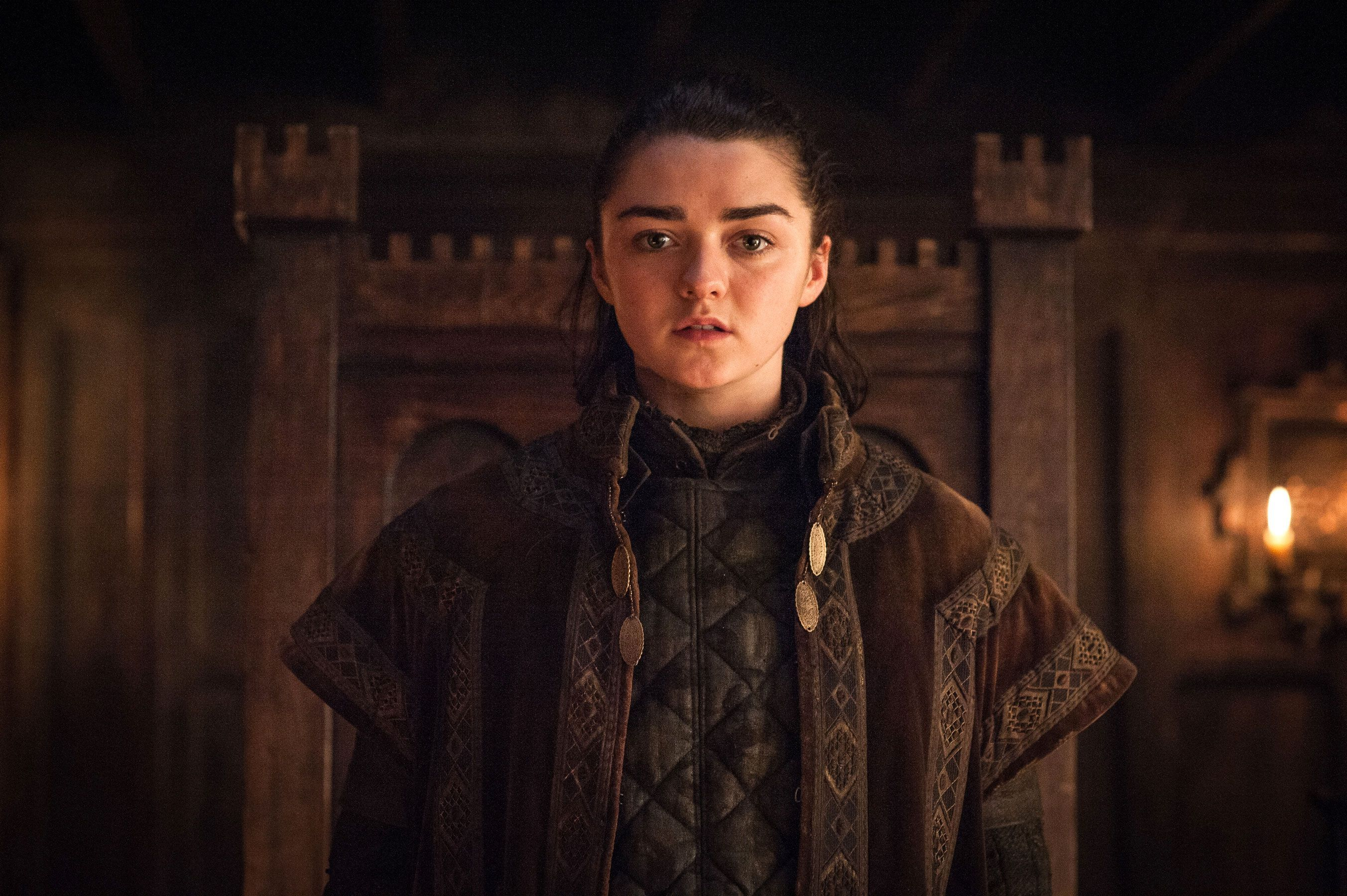 Maisie Williams reveals who Arya Stark teams up with in Game of Thrones s8