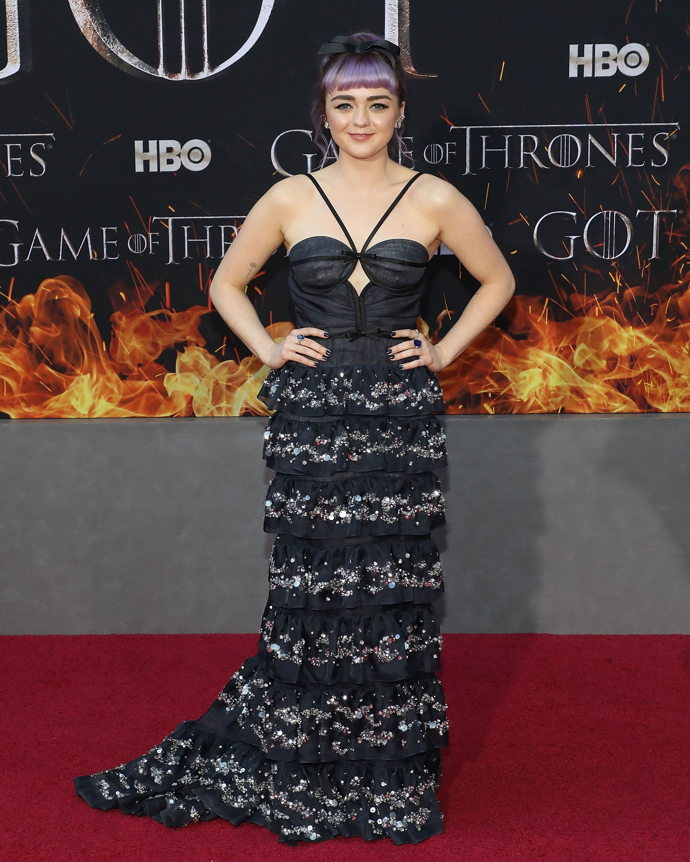 Maisie Williams (Arya Stark