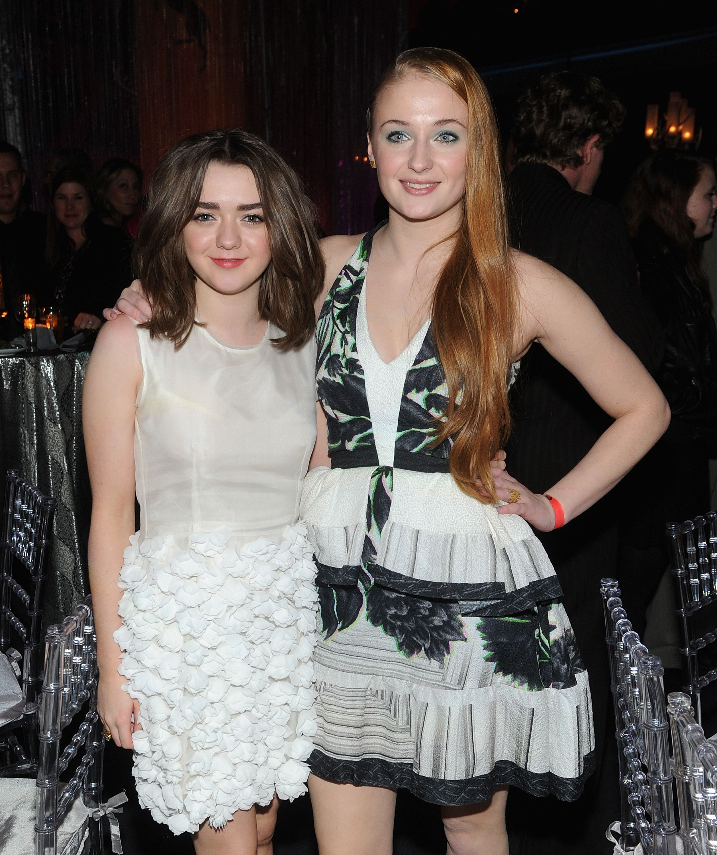 Sophie Turner and Maisie Williams nudes (71 pictures), hot Porno, YouTube, braless 2015