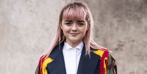 Maisie Williams heeft een stunt double in Game of Thrones
