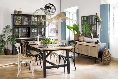 Maisons du monde is opening mini shops in debenhams stores for Lampadari maison du monde