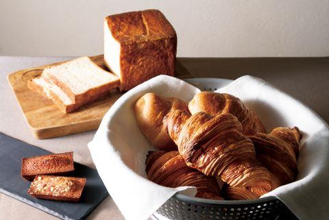 MAISMAISON LANDEMAINE モンテギュバターを使ったパン