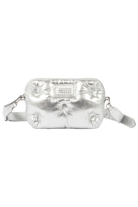 Silver, Rectangle, Fashion accessory, Auto part, Metal,