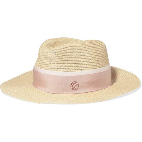 Clothing, Hat, Fedora, Beige, Sun hat, Fashion accessory, Headgear, Costume hat, Costume accessory, Cap,