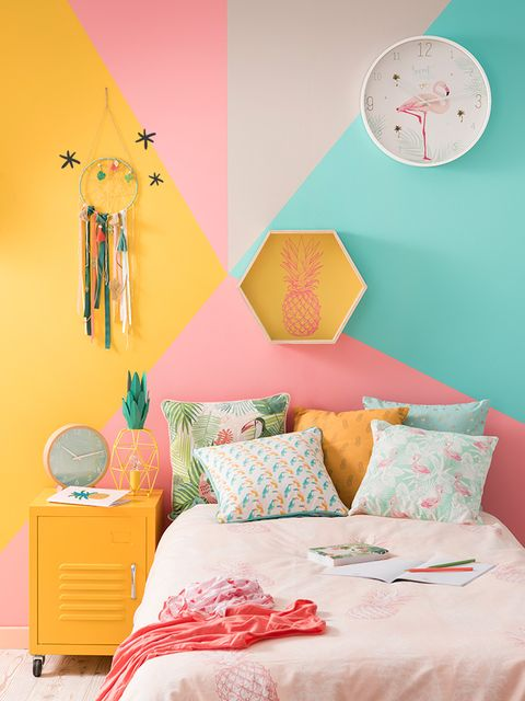 15 ideas para los que no quieren pintar las paredes lisas