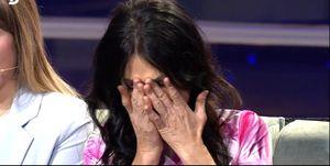 Maite Galdeano se viene abajo tras la bronca de Jordi González por su actitud con Sofía Suescun