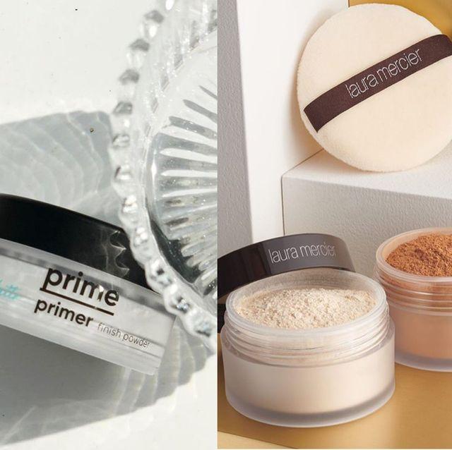 Product, Beauty, Cosmetics, Skin, Face powder, Cheek, Powder, Beige, Material property, Powder,