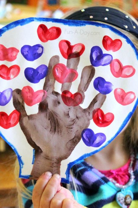 40 Valentine's Day Crafts For Kids Fun Heart Arts And Crafts Custom Childrens Valentines Day Quotes