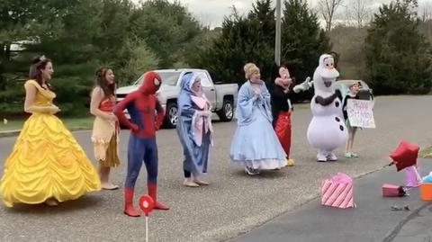 disney parade make a wish