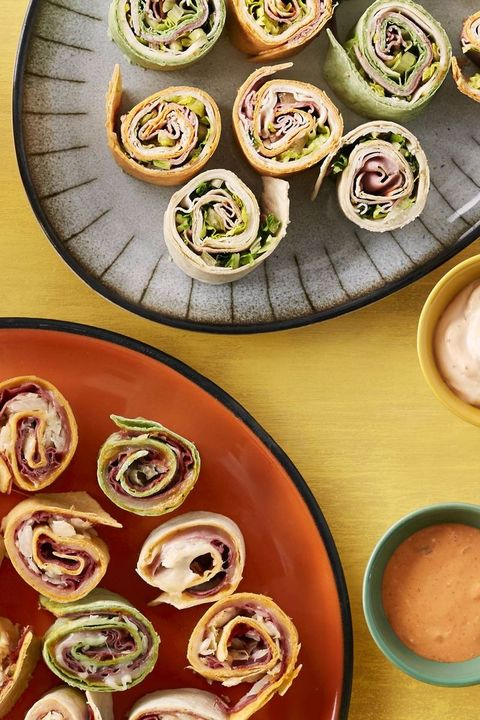 sandwich rolls memorial day appetizers