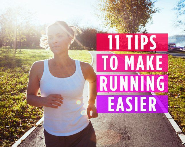 11 Tips to Make Running Easier