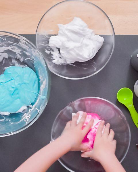 make slime indoor activities for kids