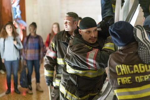 Chicago Fire Season 8 - Cast, Release Date, Spoilers, and Trailer
