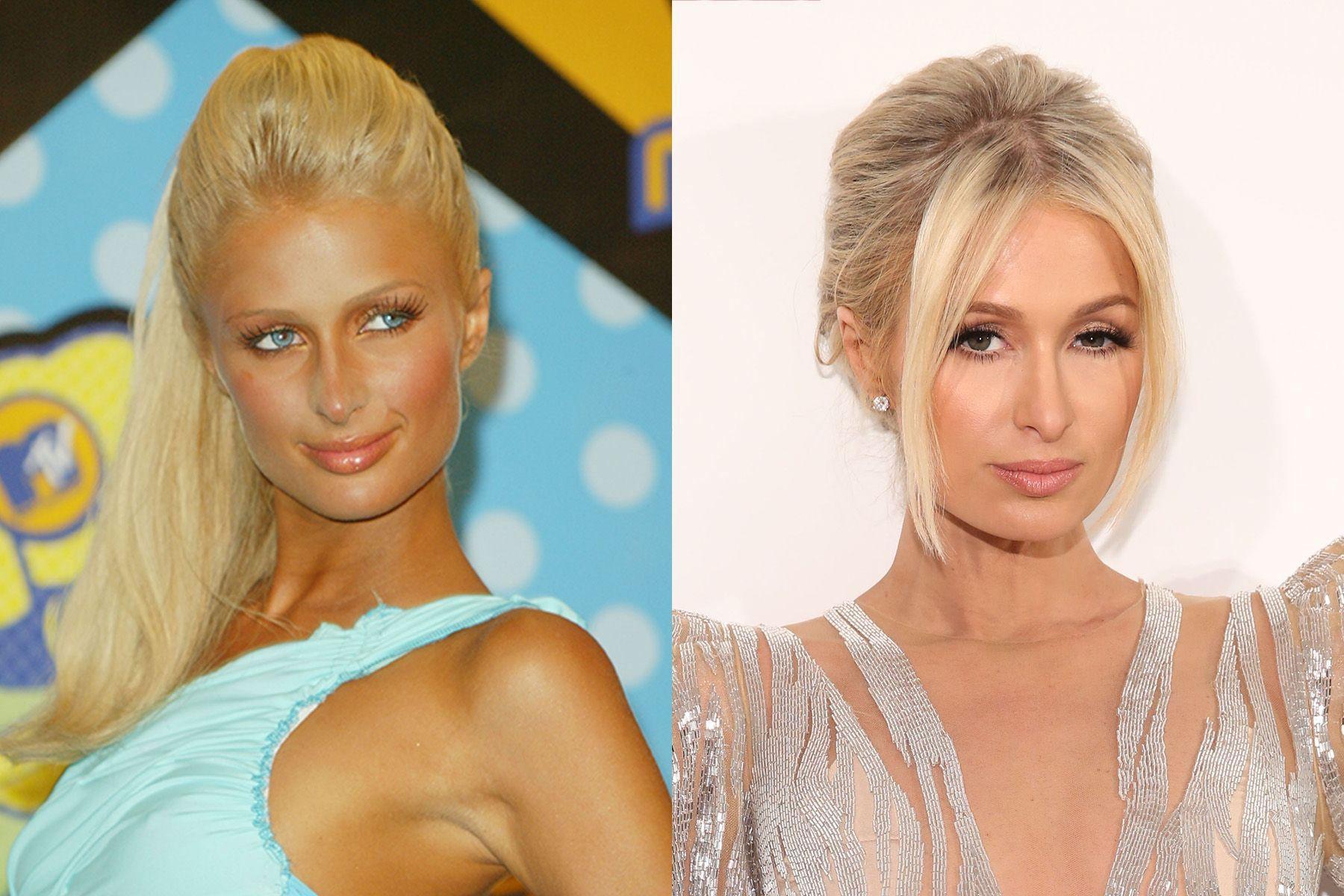 Paris Hilton The same goes for Paris.