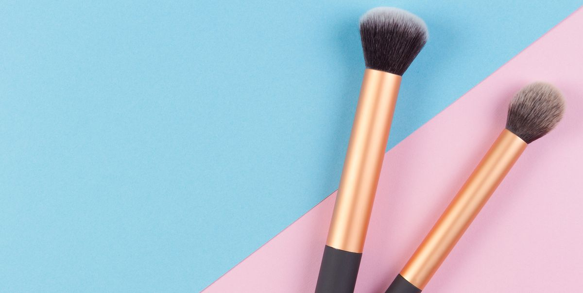 Clean Your Makeup Brushes According