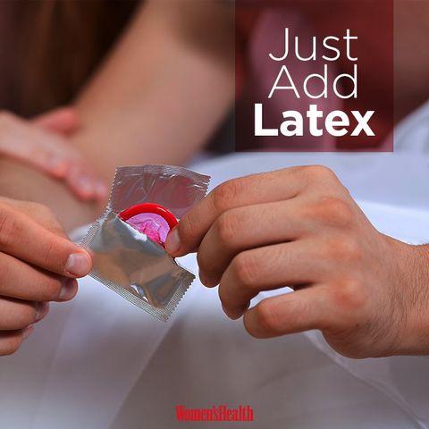 condom sex tips