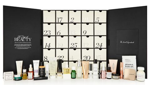 Beauty Advent Calendar.Beauty Advent Calendars 2019 40 Of Best From Charlotte Tilbury To Asos