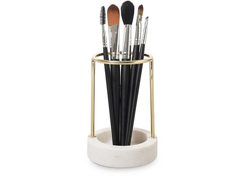 Beauty and makeup storage