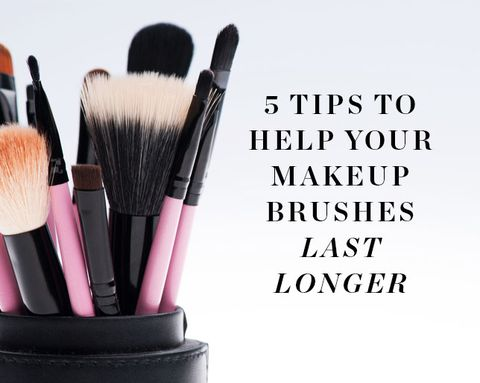 5 Tips to Help Your Makeup Brushes Last Longer