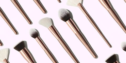 12 Makeup Brushes You Actually Need and Exactly How to Use Them