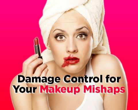 The 6 Most Common Makeup Mistakes—and How to Fix Them