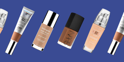 9 Best Full-Coverage Foundations for Dry Skin, According to Dermatologists and Makeup Artists