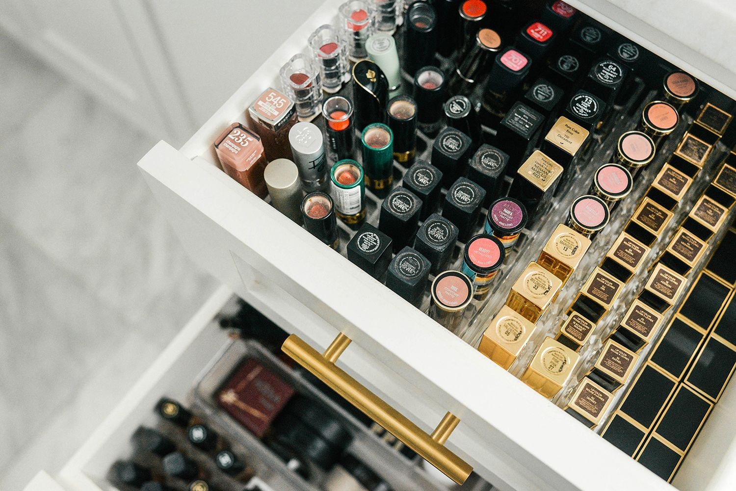 Makeup Organizer Ideas 7 Brilliant
