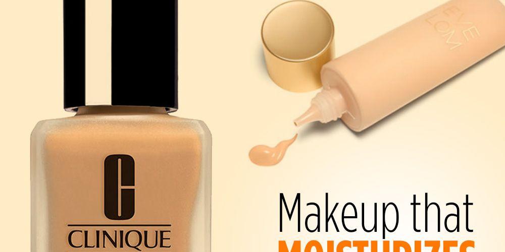 makeup that moisturizes