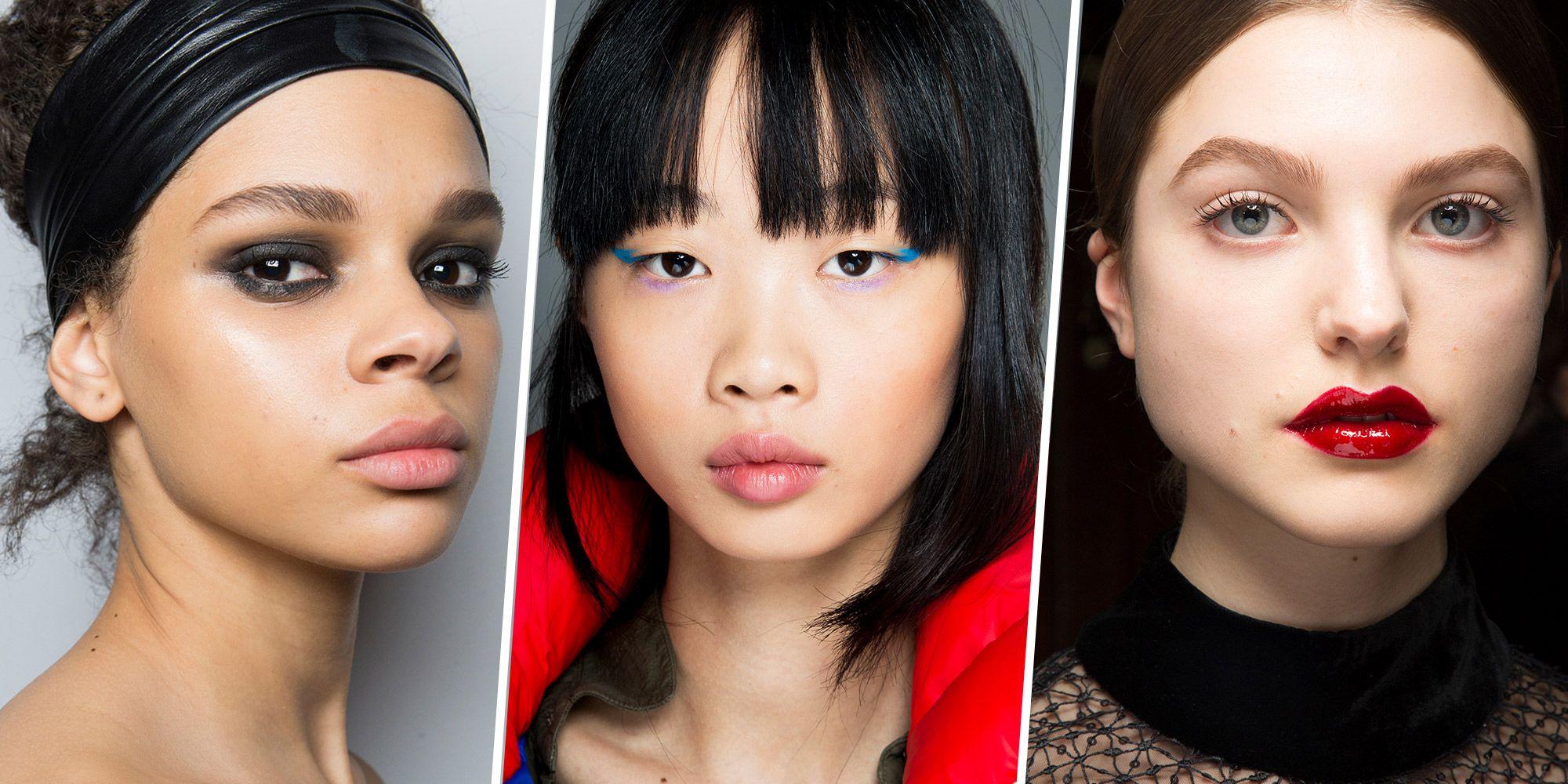 8 Top Makeup Trends Of 2018
