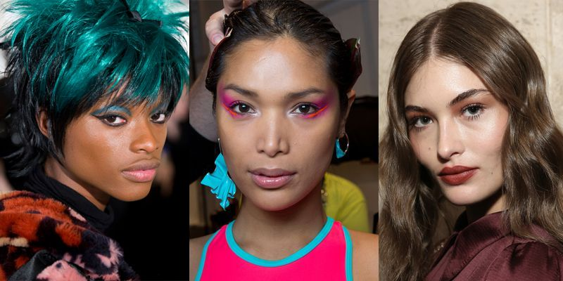 07ee89643ca The Best Makeup from the Fall 2019 Runways - Fall Makeup 2019