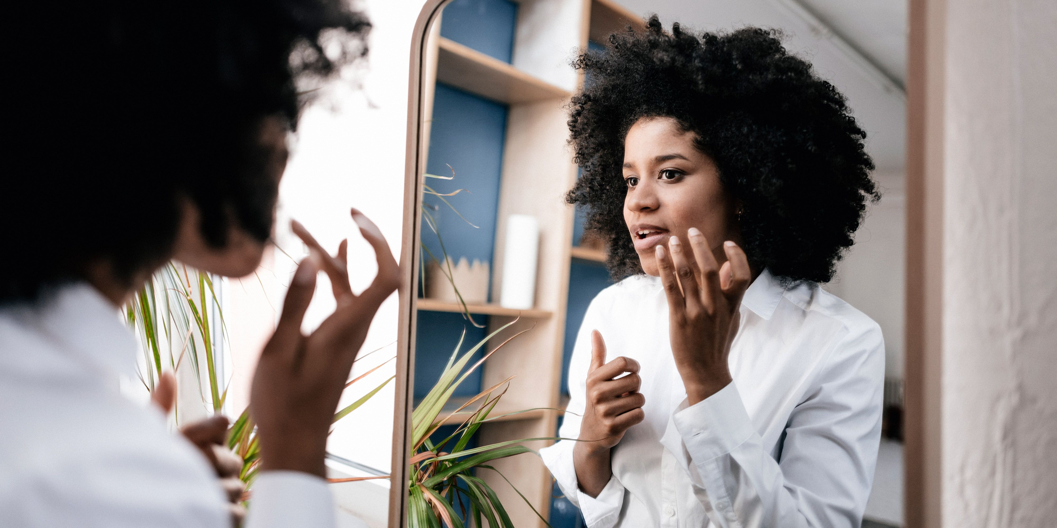New study find that make-up can age you