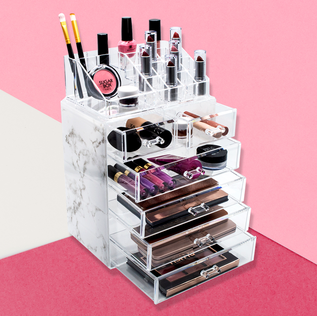 12 Best Makeup Organizers To