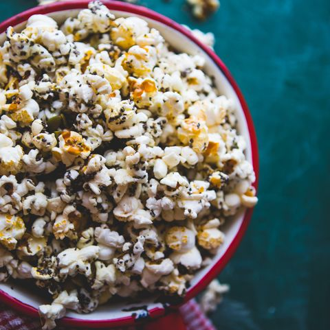 Making Healthy Popcorn At Home