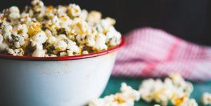 Making Healthy Popcorn At Home