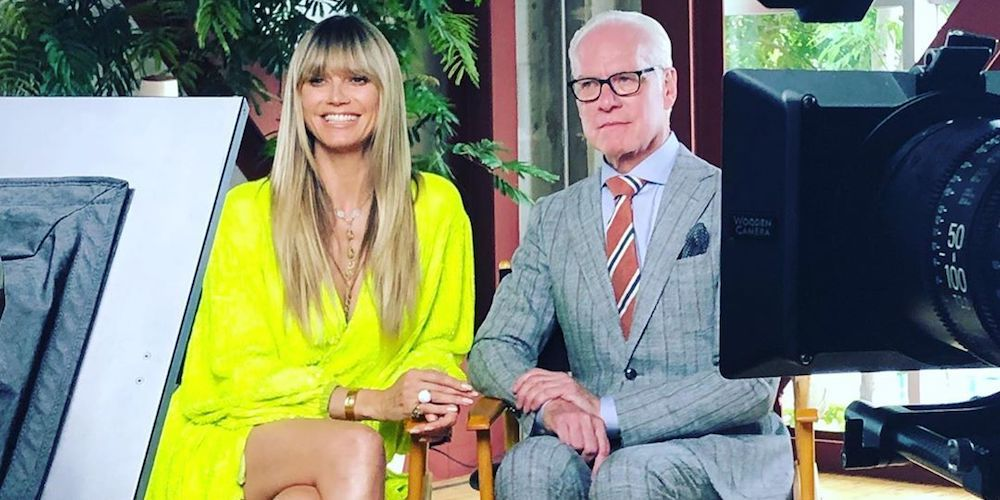 Everything We Know About Heidi Klum and Tim Gunn's New Amazon Show, 'Making the Cut'