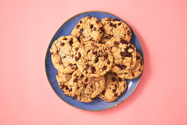 chewy chocolate chunk cookies   delishcom