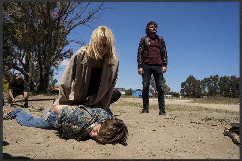 La serie Malaka, con Maggie Civantos