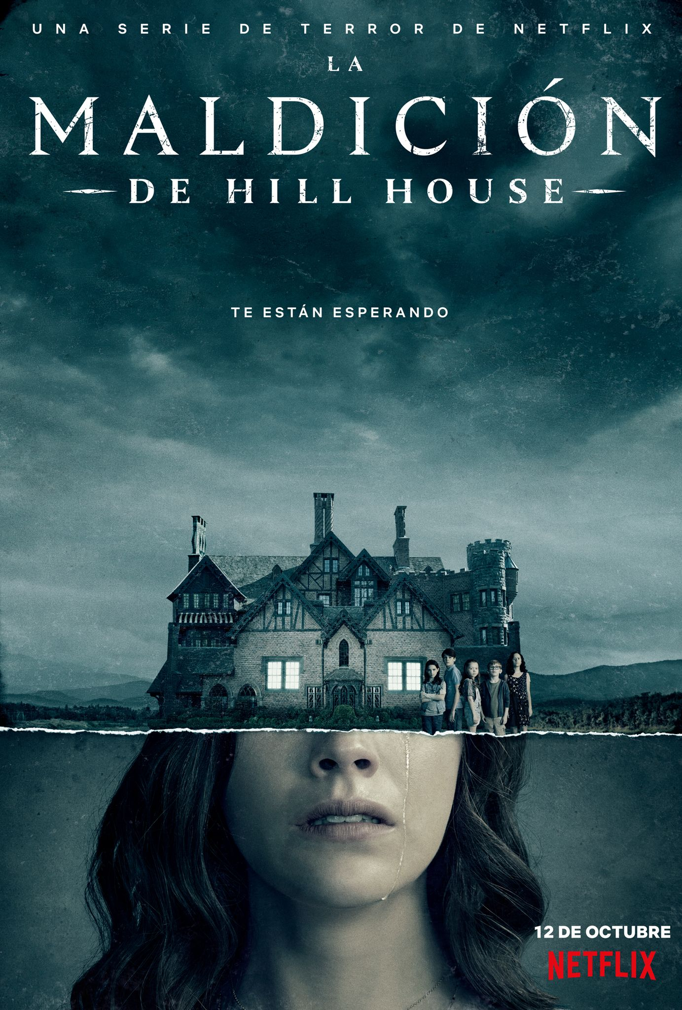 nueva serie de terror de Netflix